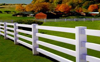 Horse Fence Farm Fence And Vinyl Horse Fence